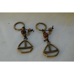 NAUTICAL KEY HOLDER-BOAT