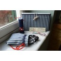 CABLES CASE-POUCH-NAVY