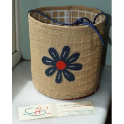BASKET RECYCLING-CACHE-POT