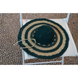 KYPARISSIA-Handmade knitted Hat-L
