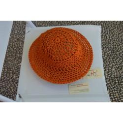ΚΟΡΑΛΛΙΑ-Χειροποίητο πλεκτό καπέλο-Μ