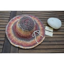 ΝΙΣΥΡΟΣ-Χειροποίητο πλεκτό καπέλο-L
